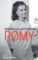 Couverture du livre « Romy » de David Lelait-Helo aux éditions Archipel