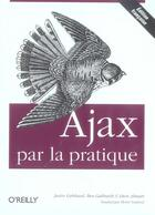 Couverture du livre « Ajax par la pratique » de Sarrion aux éditions O Reilly France