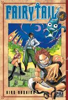 Couverture du livre « Fairy Tail T.4 » de Hiro Mashima aux éditions Pika