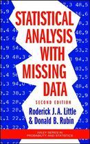Couverture du livre « Statistical Analysis with Missing Data » de Donald B. Rubin et Roderick J. A. Little aux éditions Wiley-interscience