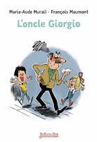 Couverture du livre « L'oncle Giorgio » de Marie-Aude Murail aux éditions Bayard Jeunesse