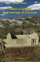 Couverture du livre « Contes et légendes du Comminges et du Couserans » de Jacques Tambon aux éditions Monhelios