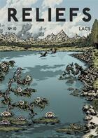 Couverture du livre « Revue reliefs n 10 - lacs » de Collectif aux éditions Reliefs Editions