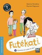 Couverture du livre « Futékati T.8 ; Cumulus en a plein le dos ! » de Beatrice Nicodeme et Maureen Poignonec aux éditions Gulf Stream