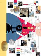 Couverture du livre « Monograph by chris ware » de Chris Ware aux éditions Rizzoli