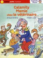 Couverture du livre « Calamity Mamie chez le vétérinaire » de Almeras/Joos aux éditions Nathan