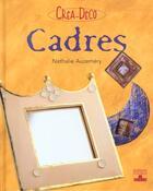 Couverture du livre « Cadres » de Nathalie Auzemery aux éditions Fleurus