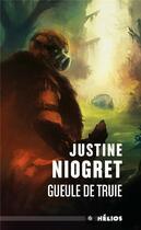 Couverture du livre « Gueule de truie » de Justine Niogret aux éditions Mnemos