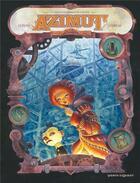 Couverture du livre « Azimut T.5 ; derniers frimas de l'hiver » de Wilfrid Lupano et Jean-Baptiste Andreae aux éditions Vents D'ouest