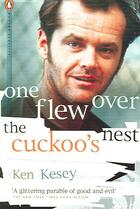 Couverture du livre « ONE FLEW OVER THE CUCKOO'S NEST » de Ken Kesey aux éditions Penguin Books Uk