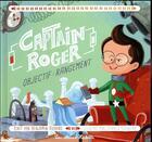 Couverture du livre « Captain roger : objectif rangement » de Benjamin Richard et Gerald Guerlais aux éditions Hachette Enfants
