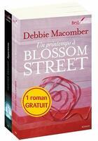 Couverture du livre « Un printemps à Blossom Street ; apparences » de Heather Graham et Debbie Macomber aux éditions Harlequin