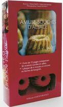 Couverture du livre « Amuse-bouches d'Alsace » de Franck Schmitt et Olivier Nasti et Fabien Baumann aux éditions Ouest France