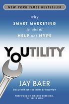 Couverture du livre « Youtility » de Jay Baer aux éditions Viking Adult