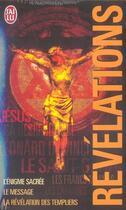 Couverture du livre « Coffret revelations - da vinci 3vols novembre 2005 » de  aux éditions J'ai Lu
