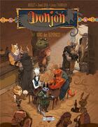 Couverture du livre « Donjon Zénith T.7 ; hors des remparts » de Joann Sfar et Lewis Trondheim et Boulet aux éditions Delcourt