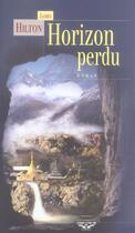 Couverture du livre « Horizon perdu » de James Hilton aux éditions Terre De Brume