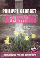 Couverture du livre « Les violents de l'automne » de Philippe Georget aux éditions Jigal