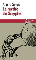 Couverture du livre « Le mythe de sisyphe (essai sur l'absurde) » de Albert Camus aux éditions Gallimard