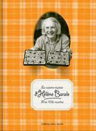 Couverture du livre « La cuisine niçoise d'Hélène Barale ; mes 106 recettes » de Paule Landon et Helene Barale aux éditions Gilletta
