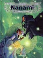 Couverture du livre « Nanami t.3 ; le royaume invisible » de Amelie Sarn et Eric Corbeyran et Nauriel aux éditions Dargaud