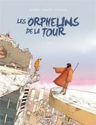 Couverture du livre « Les orphelins de la tour t.1 ; Théo » de Julien Blondel et Alexis Allart et Citromax aux éditions Delcourt