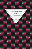 Couverture du livre « L'étoile absinthe » de Jacques Stephen Alexis aux éditions Zulma