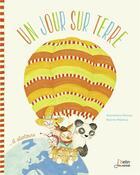 Couverture du livre « Un jour sur Terre (et alentours) » de Gwendoline Raisson et Noemie Malbecq aux éditions Belin