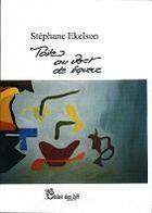 Couverture du livre « Toile au vert de liqueur » de Stephane Ekelson aux éditions Chloe Des Lys