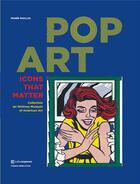 Couverture du livre « Pop art » de David Breslin aux éditions Fonds Mercator