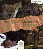 Couverture du livre « Les 4 saisons du lynx » de Stephan Bonneau aux éditions Crepin Leblond