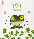 Couverture du livre « Le printemps des 999 têtards » de Ken Kimura et Yasunari Murakami aux éditions Autrement Jeunesse