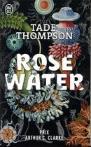 Couverture du livre « Rosewater » de Tade Thompson aux éditions J'ai Lu