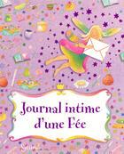Couverture du livre « Journal intime d'une fée » de Alan Durant aux éditions Grund