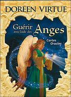 Couverture du livre « Guérir avec les anges » de Doreen Virtue aux éditions Exergue