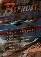 Couverture du livre « Bifrost 91 - special fictions » de Collectif aux éditions Le Belial