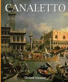 Couverture du livre « Canaletto » de Octave Uzanne aux éditions Parkstone International