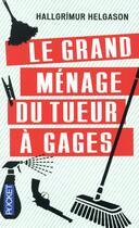 Couverture du livre « Le grand ménage du tueur à gages » de Hallgrimur Helgason aux éditions Pocket
