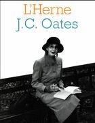 Couverture du livre « LES CAHIERS DE L'HERNE ; J.C. Oates » de Collectif aux éditions L'herne