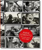 Couverture du livre « Les archives de Leibovitz v.1 » de Luc Sante et Jann S. Wenner et Annie Leibovitz aux éditions Taschen