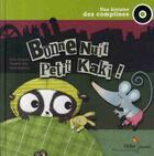 Couverture du livre « Bonne nuit petit kaki ! » de Cecile Bergame aux éditions Didier Jeunesse