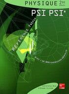 Couverture du livre « Physique 2de Annee Psi Psi ; Reference Prepas » de Pierre Moreau aux éditions Tec Et Doc