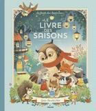 Couverture du livre « La forêt des lanternes - les saisons » de Gaia Bordicchia et Elisabeth Sebaoun aux éditions Milan