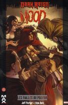 Couverture du livre « Hood t.2 ; les failles du pouvoir » de Jeff Parker et Kyle Hotz aux éditions Panini