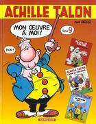 Couverture du livre « Achille Talon ; INTEGRALE VOL.9 » de Greg aux éditions Dargaud