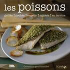 Couverture du livre « Les poissons » de Sylvie Girard-Lagorce aux éditions Solar