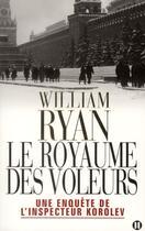 Couverture du livre « Le royaume des voleurs » de William Ryan aux éditions Des Deux Terres