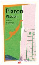 Couverture du livre « Phédon » de Platon aux éditions Flammarion