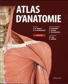 Couverture du livre « Atlas d'anatomie (3e édition) » de Anne Gilroy et Brian Macpherson aux éditions Maloine