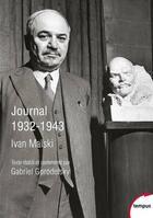 Couverture du livre « Journal 1932-1943 » de Ivan Maiski aux éditions Tempus/perrin